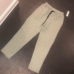 Mint green sweats
